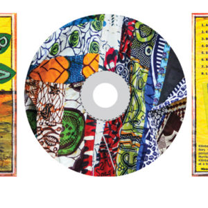 CD Cover - Design - Huelle