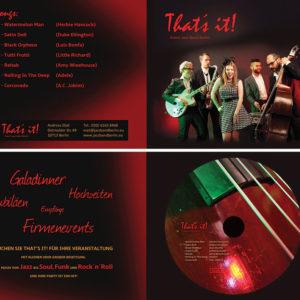 CD - Cover Huelle
