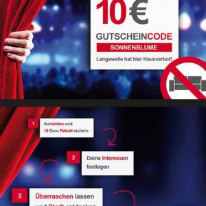 Flyer  - Konzert Tickets
