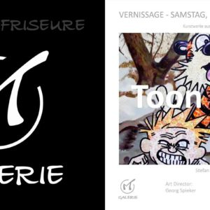 Flyer - Vernissage